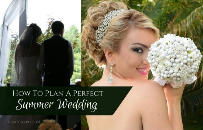 Wedding Planner Checklist - A Perfect Wedding Guide On How To Plan A Perfect Summer Wedding