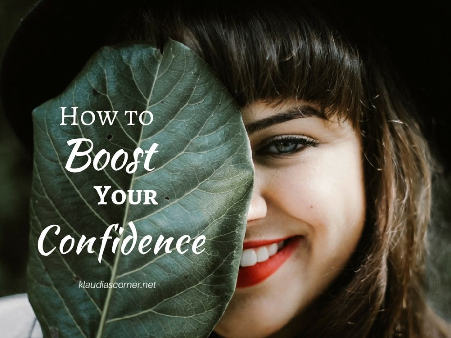 How To Boost Your Confidence - Do Your Confidence Levels Need A Boost?