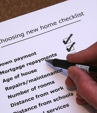 Home Moving Checklist