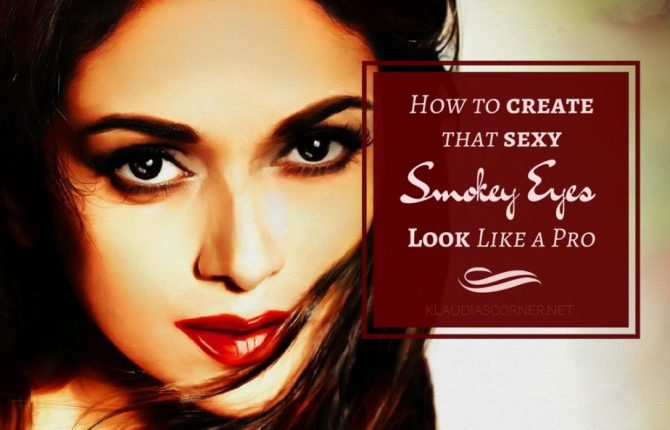 The Best Eye Makeup Tips You Have To Try - How To Do The Smokey Eye Look
