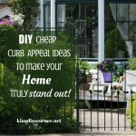 DIY Cheap Curb Appeal Ideas To Make Your Home Stand Out