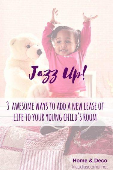 Kids Bedroom Ideas - 3 Ways To Jazz Up Your Child's Bedroom