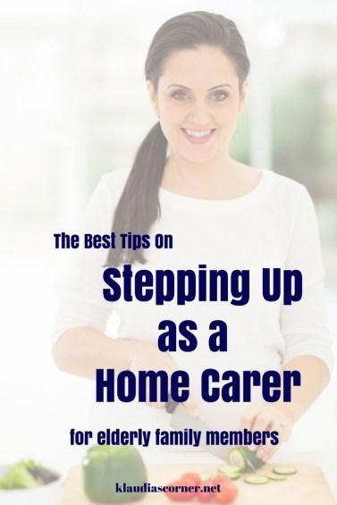 Senior Home Health Care Tips - klaudiascorner.net©