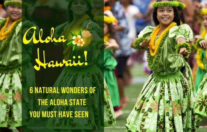 Best Places To Visit In Hawaii - The 6 Natural Wonders Of The Aloha State - klaudiascorner.net