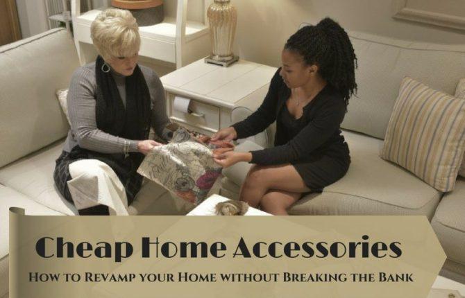 Cheap Home Accessories to Revamp Your Home - kaudiascorner.net©
