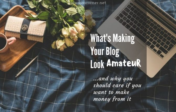 How to blog and make money from it - klaudiascorner.net©