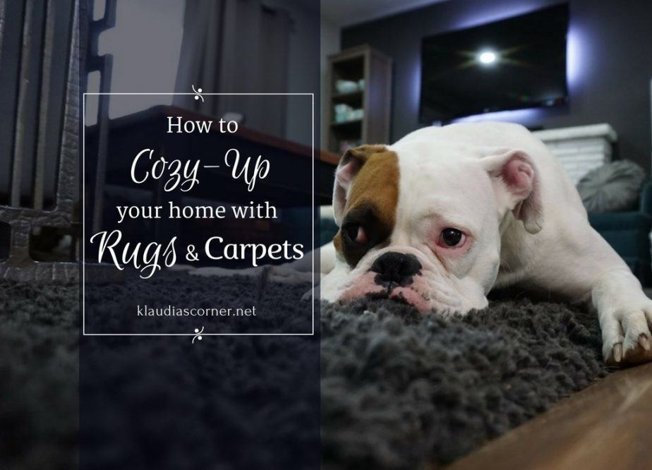 Rugs And Carpets To Cozy Up Your Home