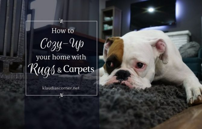 Rugs And Carpets To Cozy Up Your Home - klaudiascorner.net