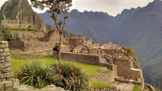 International Travel Tips - Machu Picchu Peru Ruins