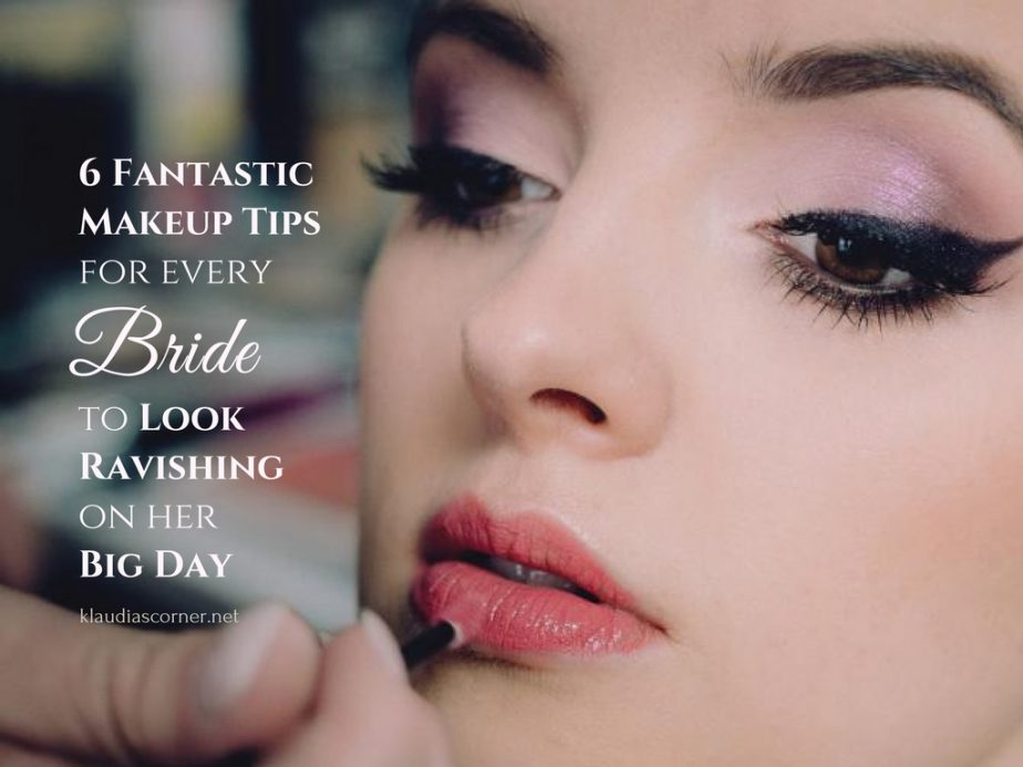 6 Fantastic Bridal Makeup Tips for every Bride to Look Ravishing on her Big Day