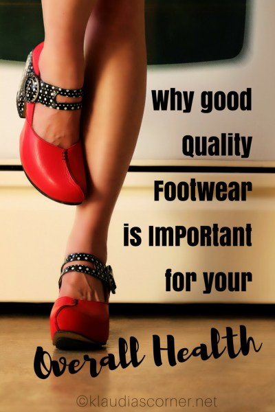 The Best Shoes For Your Feet & Your Back - Improve Your Health With Wearing Quality Footwear