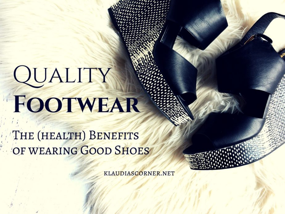 The Best Shoes For Healthy Feet - Improve Your Health By Wearing Quality Footwear