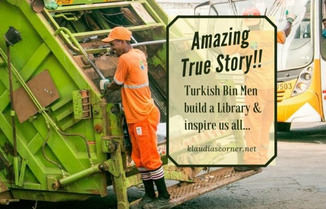 Rubbish Removal News: Turkish Bin Men Build a Library
