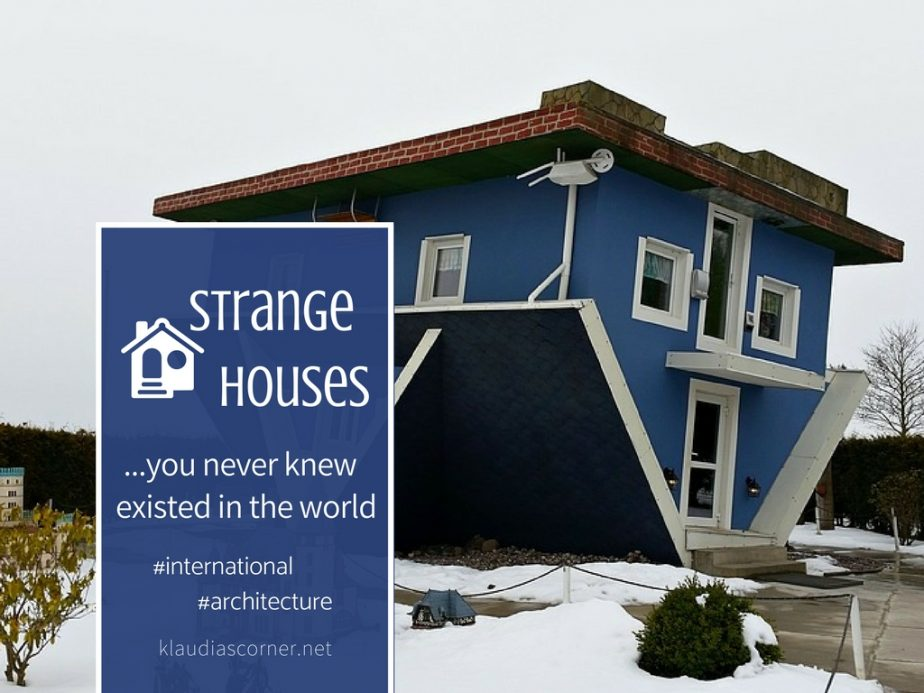 International Style Architecture - Strange Houses you Never Knew Existed