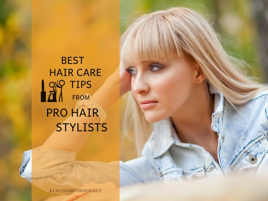 Hair Care Tips From Pro Hair Stylists - Want Beautiful Hair? Avoid Heat Damage!
