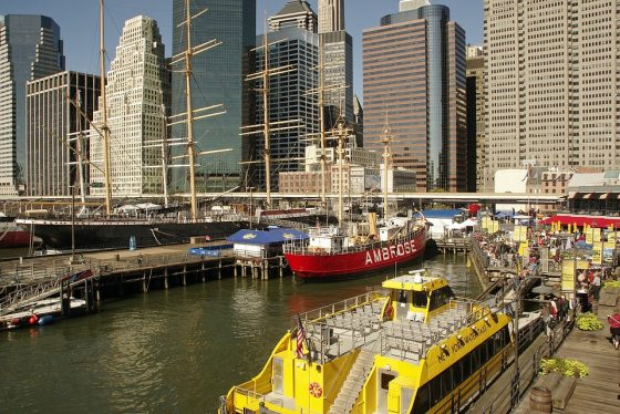 10 Reasons to Love The South Street Seaport in NYC