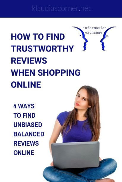 Consumer Product Reviews How to Find Trustworthy Reviews when Shopping Online