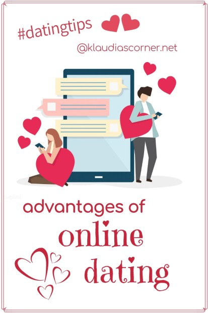 The Advantages of Online Dating