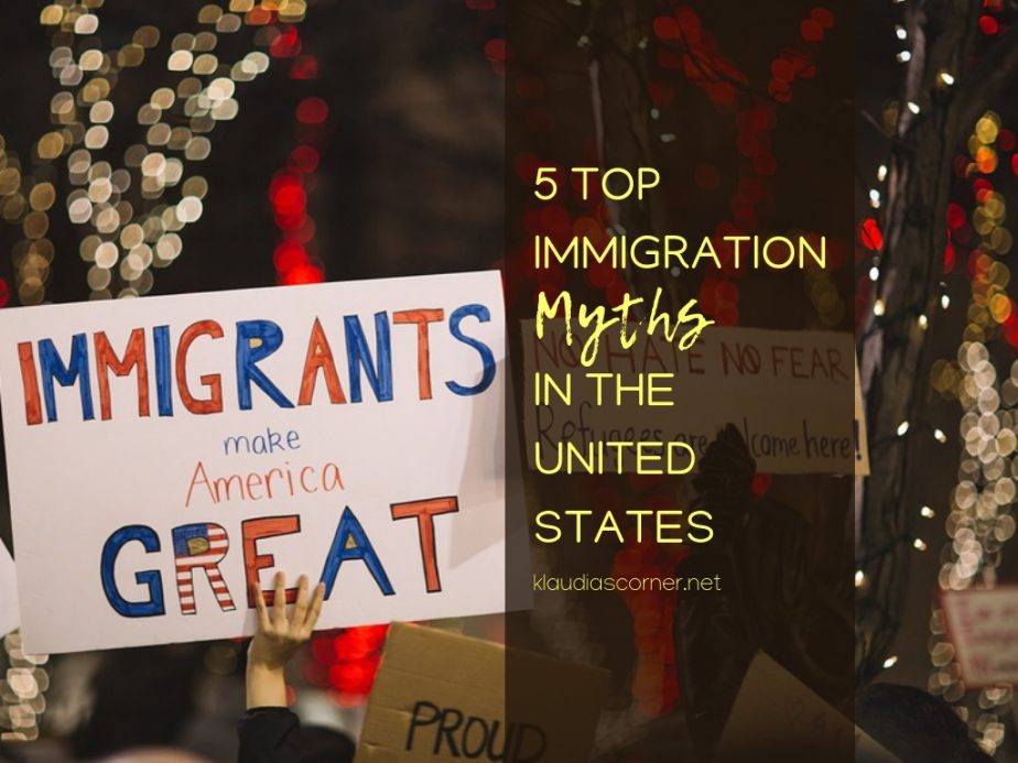Us Immigration Insights – 5 Top Immigration Myths in the United States