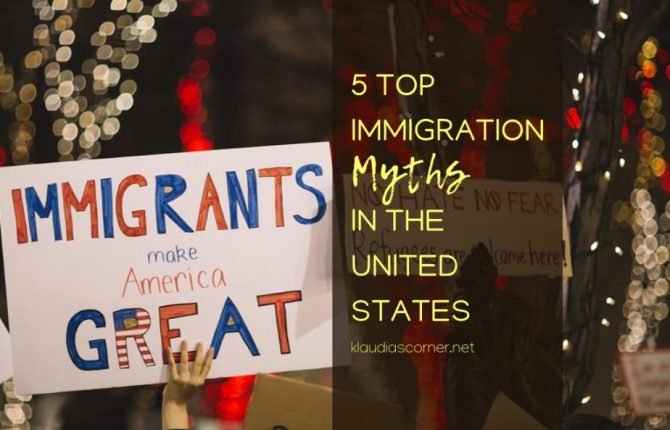 Us Immigration Insights - 5 Top Immigration Myths in the United States