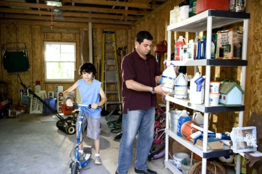 Epoxy Garage Floor Coating Tips - When it's Time to Renovate Your Garage Floor