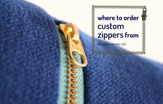 Where To Order Custom Zippers From - klaudiascorner.net
