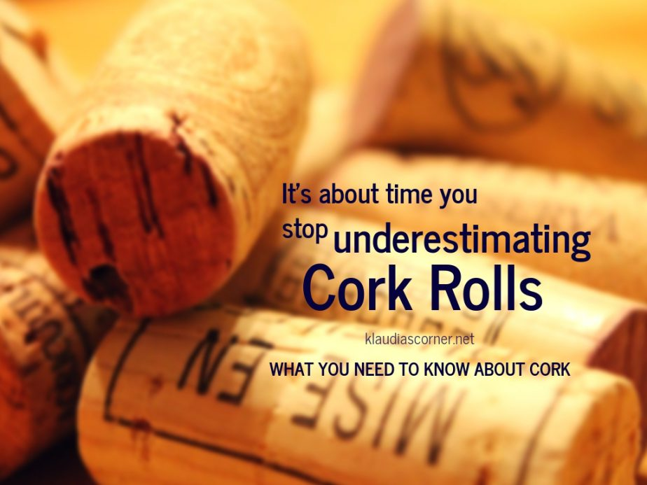 It's About Time You Stop Underestimating Cork Rolls