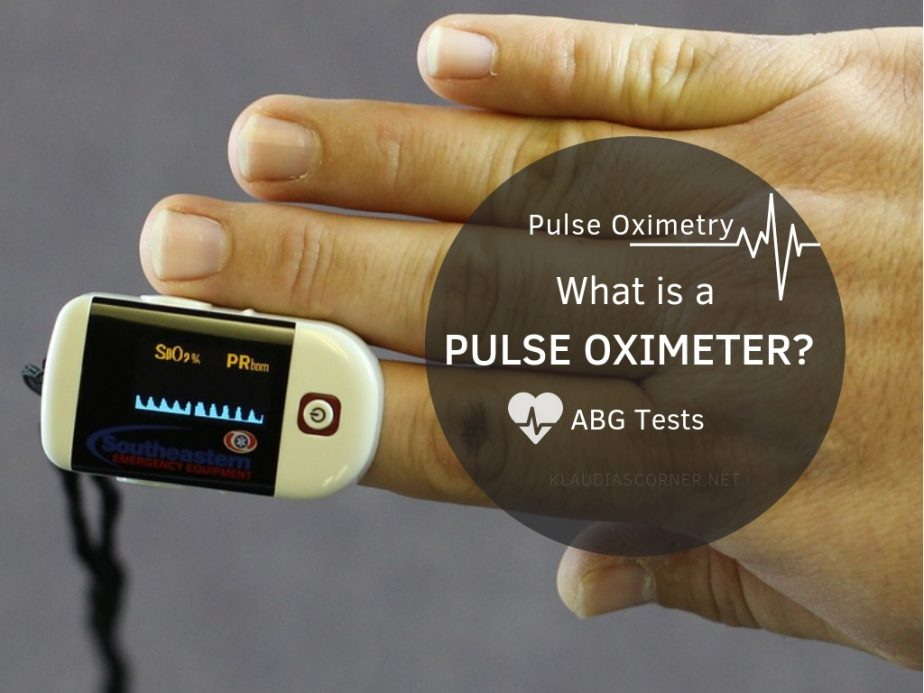 What Is A Pulse Oximeter? Pulse Oximetry & ABG Tests