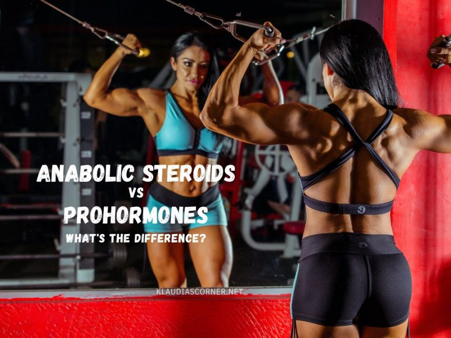 Anabolic Steroids VS Prohormones - What's The Difference?