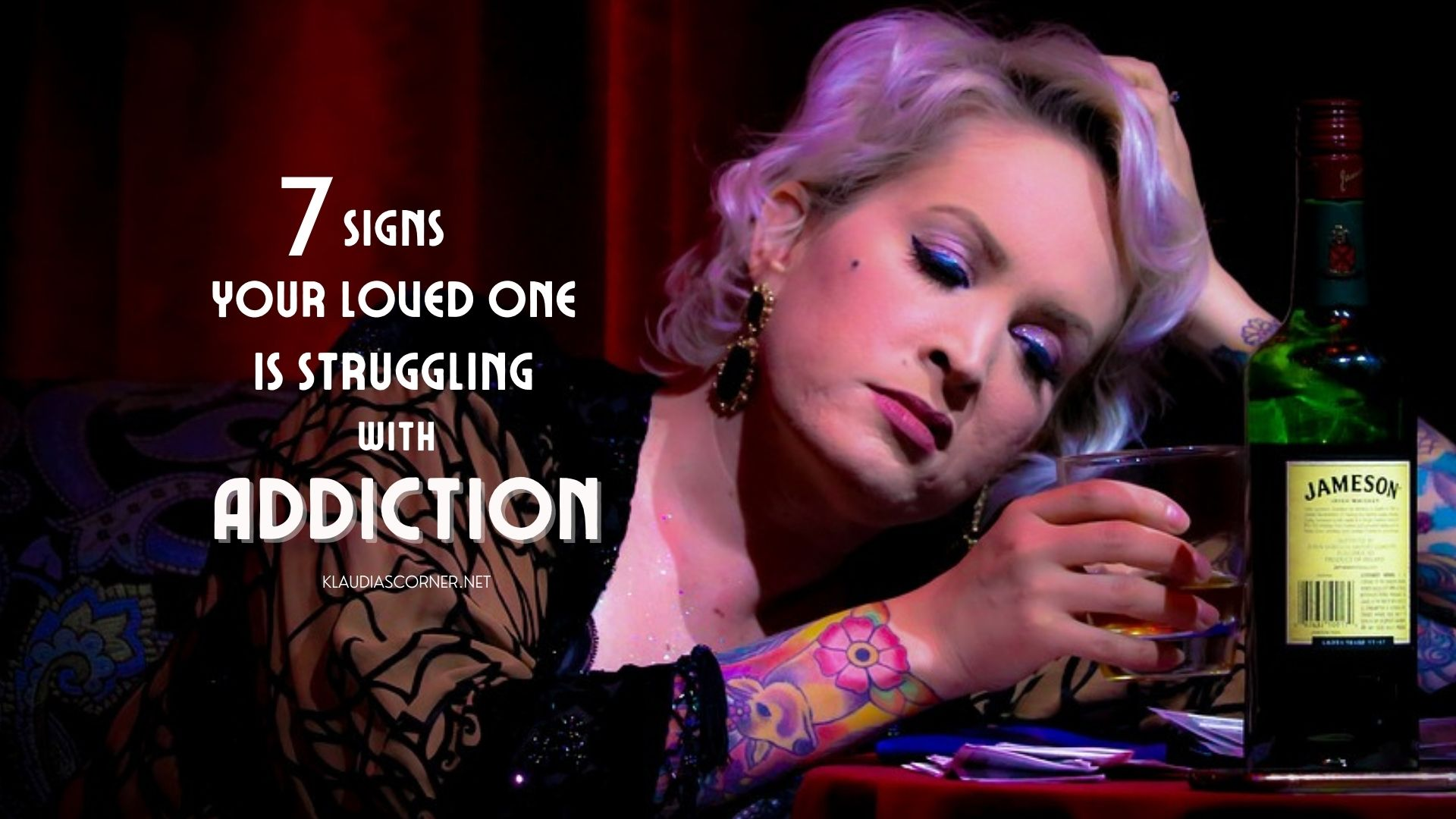 The Signs Of Addiction - 7 Signs Your Loved One is Struggling with Addiction