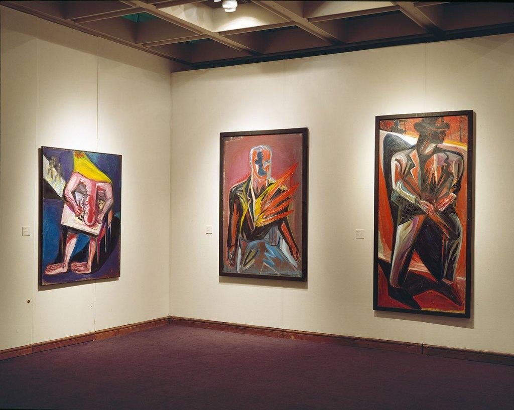 Berlin Art Scene, 1991, Sezon Museum of Art, Tokyo