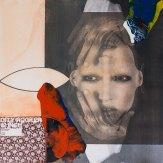 Klaus Killisch, FarbKlang, 2012, mixed media, 110x110cm