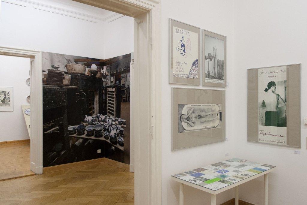brennzeiten, 2014,  Galerie Wilfriede Maaß