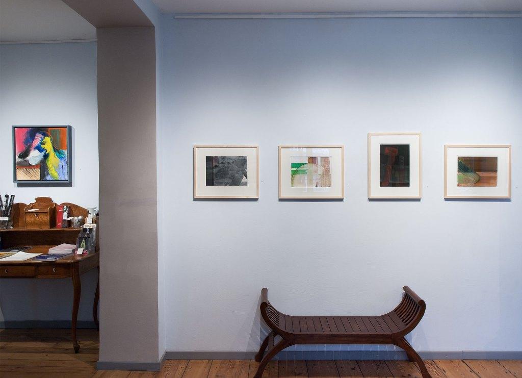 ICH & ICH, 2016, Galerie KUNST-KONTOR, Potsdam, Sabine Herrmann, Klaus Killisch