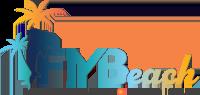 FMBeach color logo horizontal CMYK for print