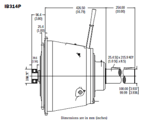 Clutch IB 314 P2