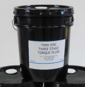Twin Disc Torque Fluid from K&L Clutch and Transmission