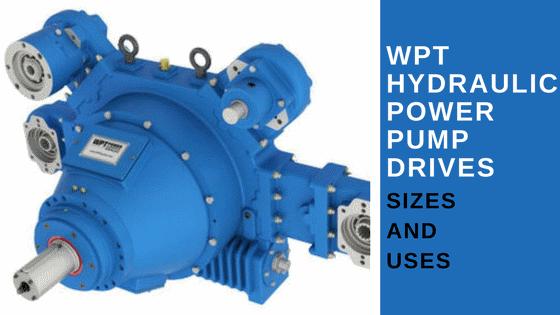 WPT power pump drives