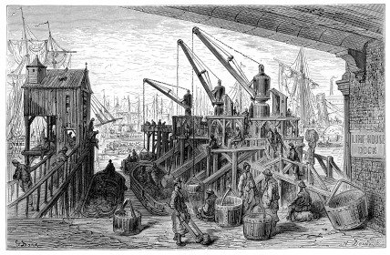 Early Cranes | How Industrial Cranes Helped Build Civilization