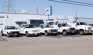 Offices of K & L Clutch and Transmission