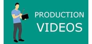 Production Vidéos Animées