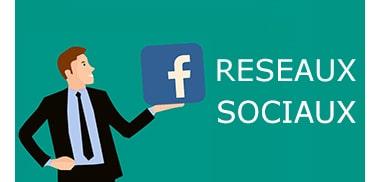 Création et Gestion des Réseaux Sociaux - KL Consult Web