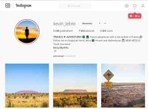 Instagram Un Aller Sans Retour