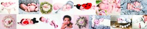 Please follow the steps to book your newborn baby photography session