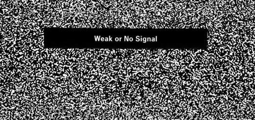 segnale debole o assente