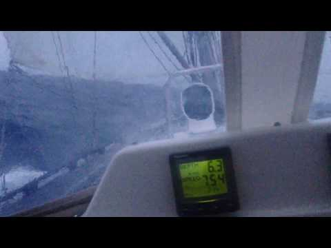 screenshot video la mattina dopo la tempesta 3° video