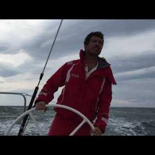 screenshot video Trasferimento Italia Yachts - Rimini - Chioggia