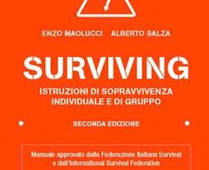 Copertina libro SURVIVING di Enzo Maolucci ed Alberto Salza Edizioni Hoepli