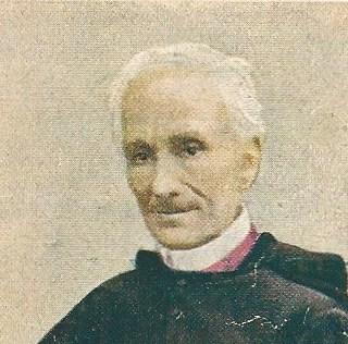 Scansione santino Monsignore Giuseppe Bedetti copertina