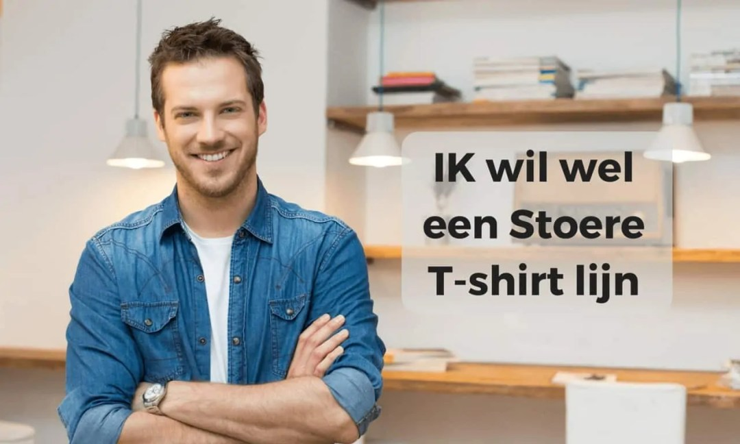 Start je eigen T-shirtlijn | Zelf een T-shirtmerk opzetten